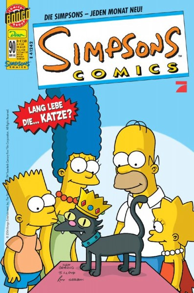 Simpsons Comics 90
