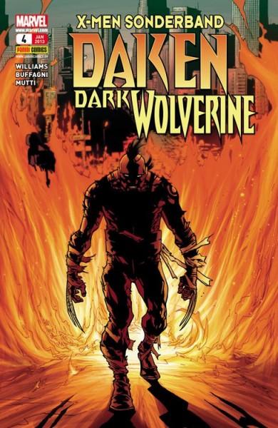 X-Men Sonderband: Daken 4