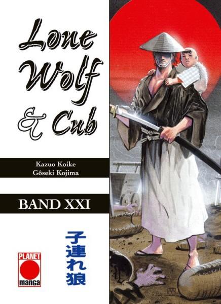 Lone Wolf & Cub 21