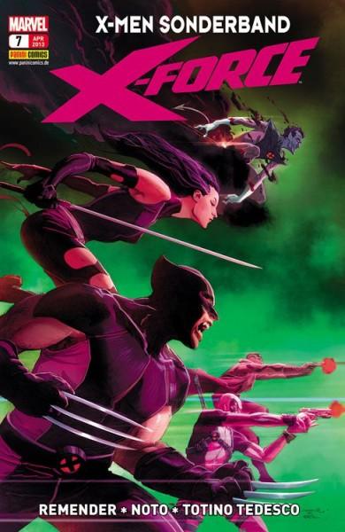 X-Men Sonderband - Die neue X-Force 7