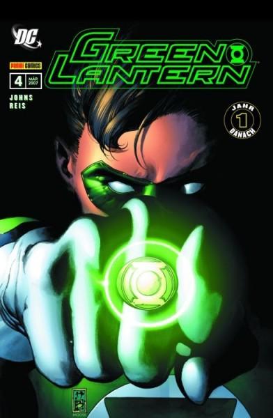 Green Lantern Sonderband 4: Rache der Green Lanterns