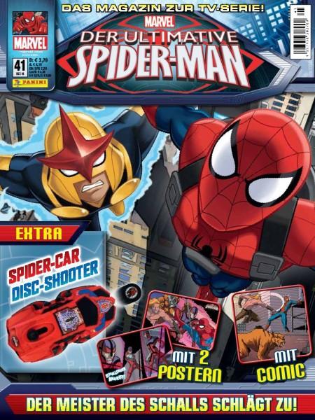 Der ultimative Spider-Man - Magazin 41