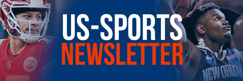 Panini Trading Cards - US Sport Newsletter - Banner