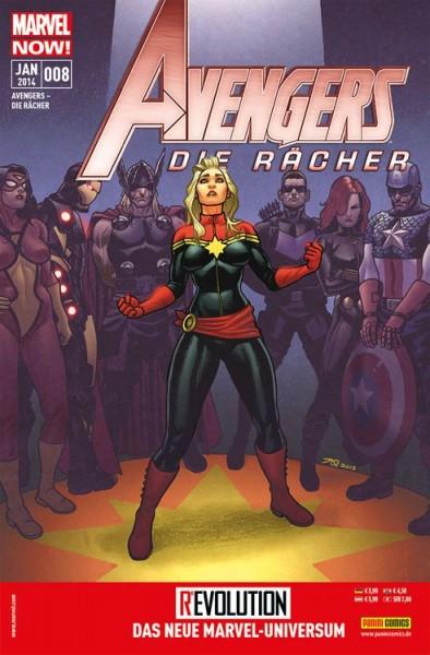 Avengers: Die Rächer 8