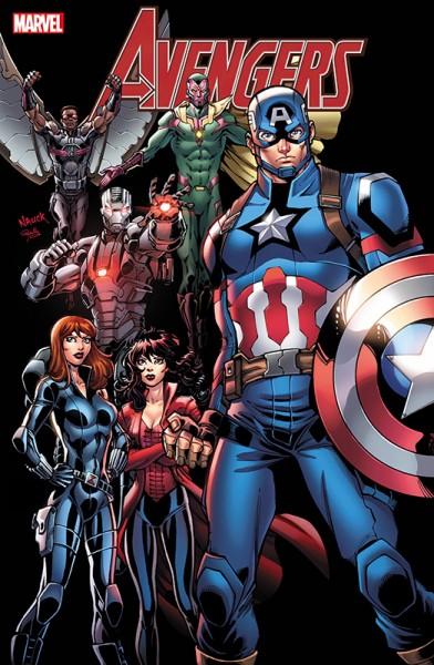 Avengers 15 Variant