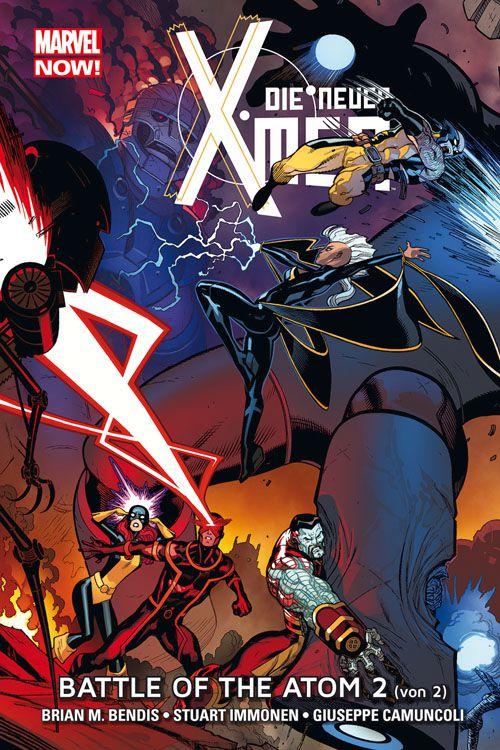 Marvel Now!: Die neuen X-Men 5