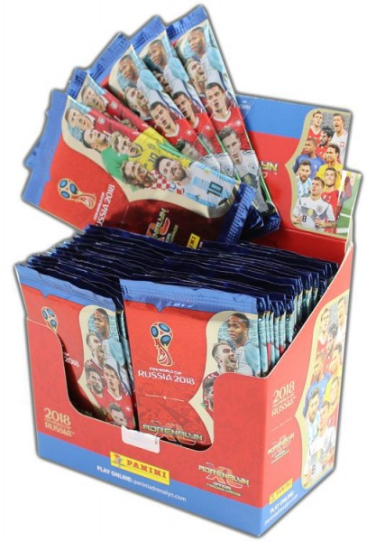 2018 FIFA World Cup Russia Adrenalyn XL - Box