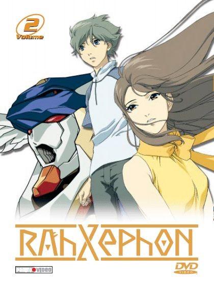 Rahxephon 2