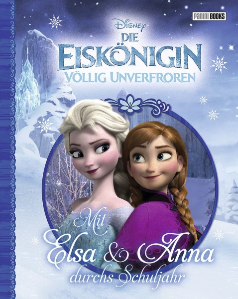 Berühmt Disney: Eiskönigin - Mit Elsa und Anna durchs Schuljahr | Paninishop CF24