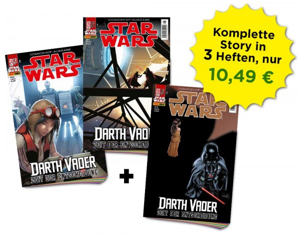 Star Wars - Darth Vader Schnupperbundle 2