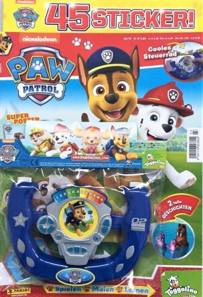 Paw Patrol Magazin 03/19