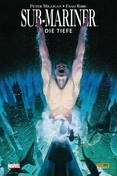 Sub-Mariner: Die Tiefe - Comic Action 2013