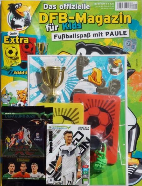 DFB-Fußballspaß mit Paule 01/19