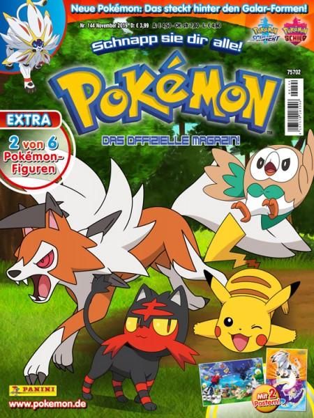 Pokémon Magazin 144