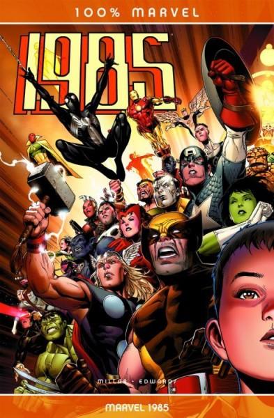 100% Marvel 42 - Marvel 1985