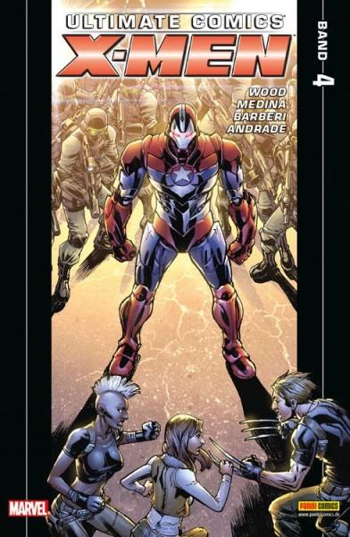 Ultimate Comics: X-Men 4