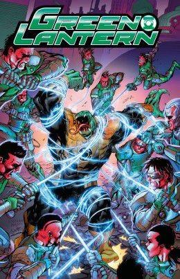 Green Lantern Sonderband 32 - Sieben Ringe der Macht 2 Variant - Comic Action 2012