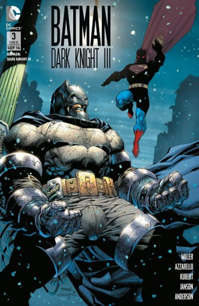 Batman: Dark Knight III 3
