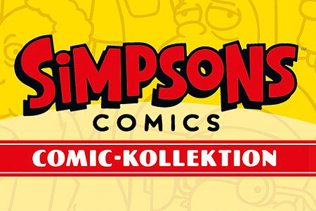 Simpsons Comics - Comic-Kollektion