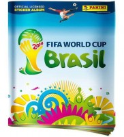 FIFA World Cup Brasilien 2014 - Sticker-Album