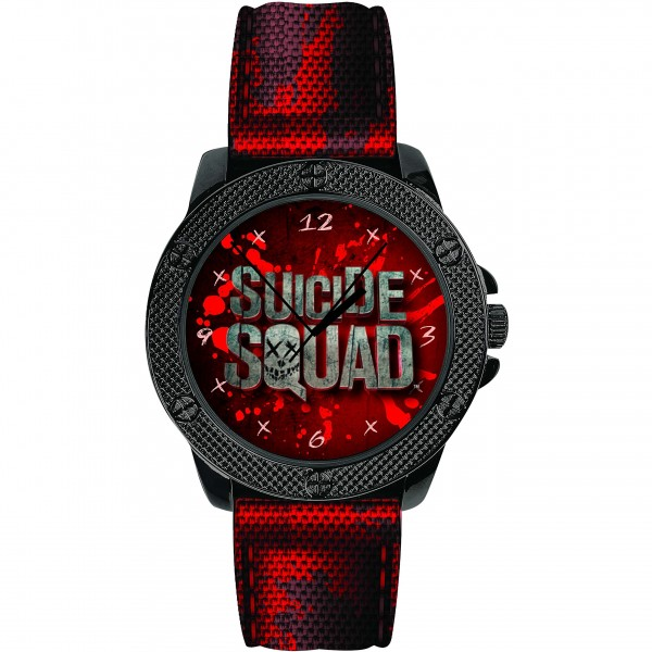 Suicide Squad Armbanduhr – Prämienartikel
