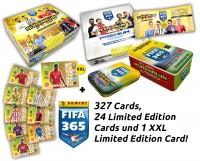 Panini FIFA 365 Adrenalyn XL 2021 Kollektion - Mega-Bundle