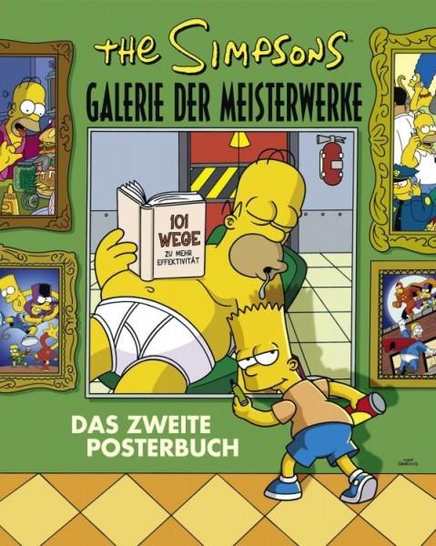 Simpsons - Posterbuch: Galerie der Meisterwerke 2