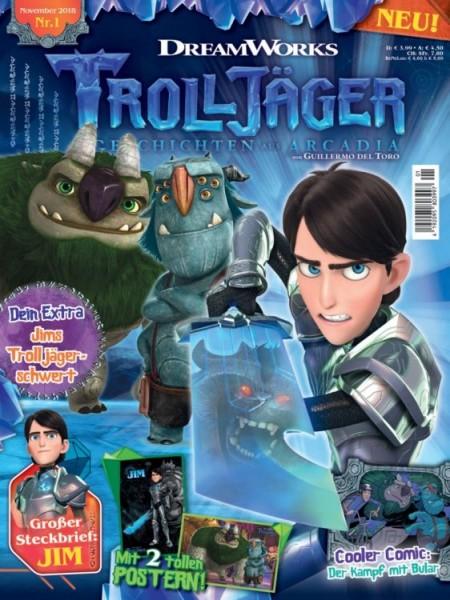 Trolljäger Magazin 01/18