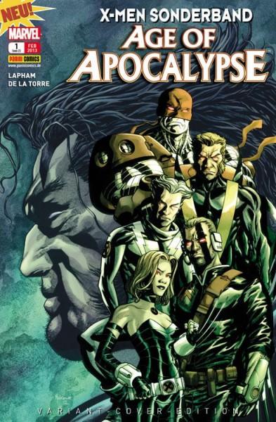 X-Men Sonderband: Age of Apocalypse 1 Variant