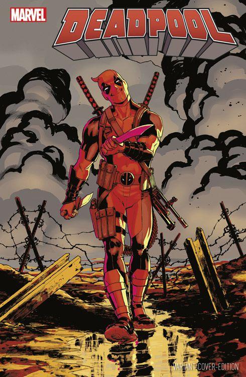 Deadpool 13 (2016) Comic Con Germany...