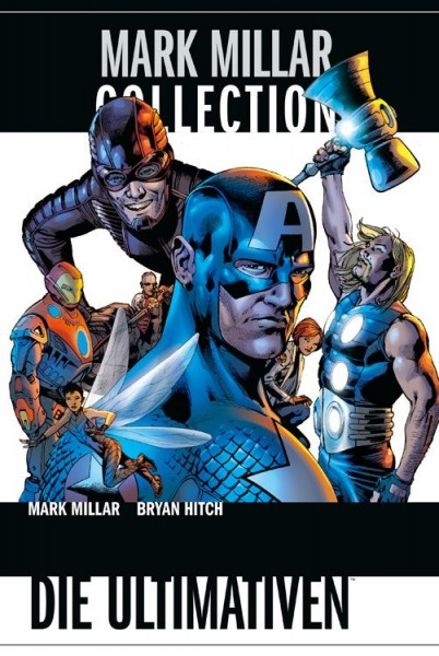 Mark Millar Collection 9: Die Ultimativen