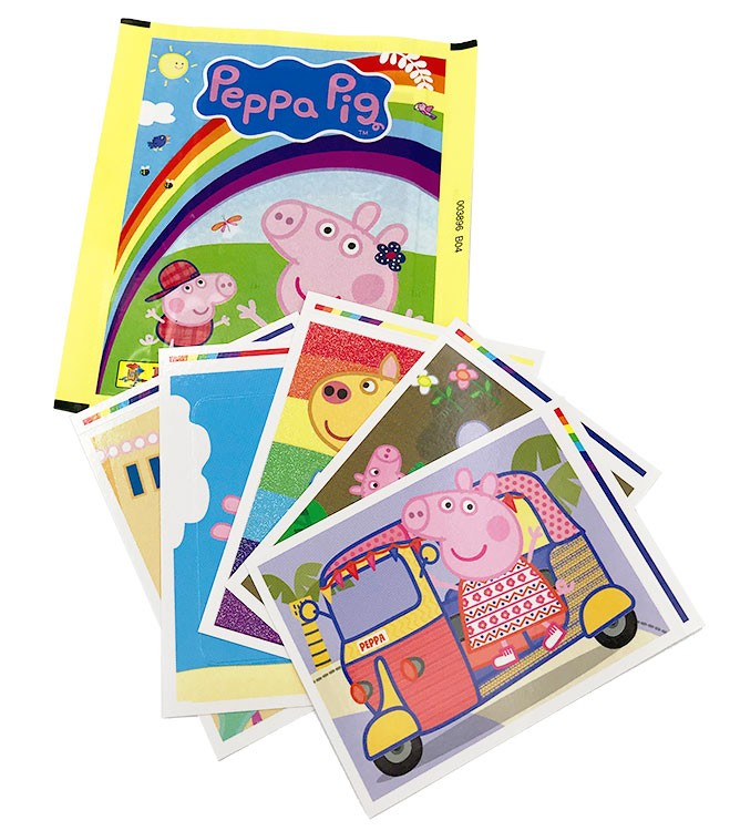 Peppa Pig Alles, was ich mag Stickerkollektion