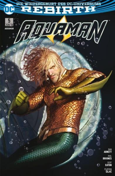 Aquaman 5: Unterwelt (2017)