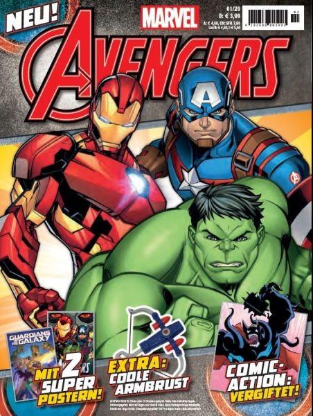 Avengers Magazin #2