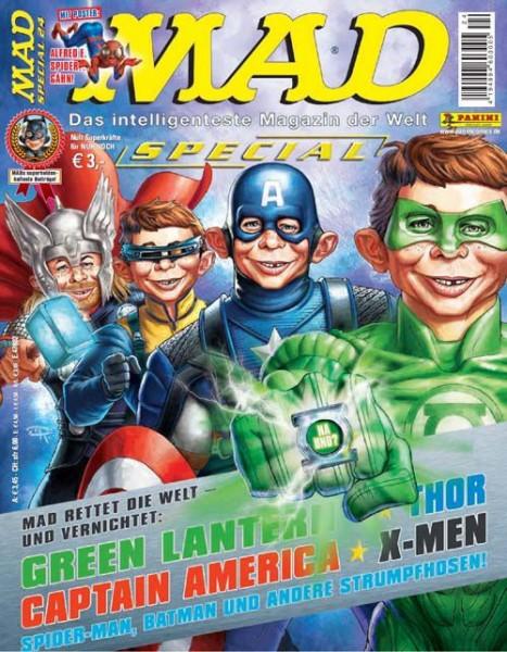 MAD Special 24: Superhelden