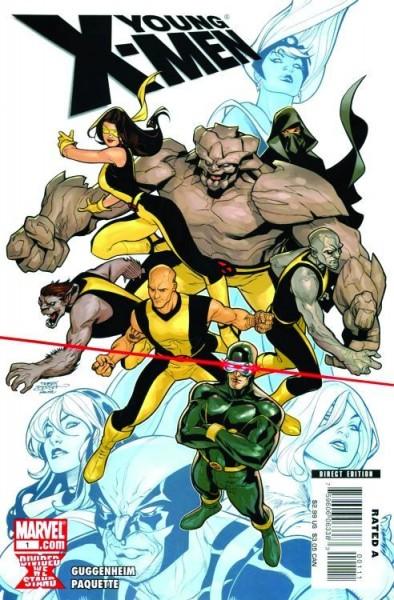 X-Men Sonderband: Young X-Men 1 Variant