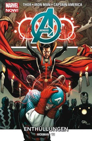 Avengers Paperback 5 (2014): Enthüllungen