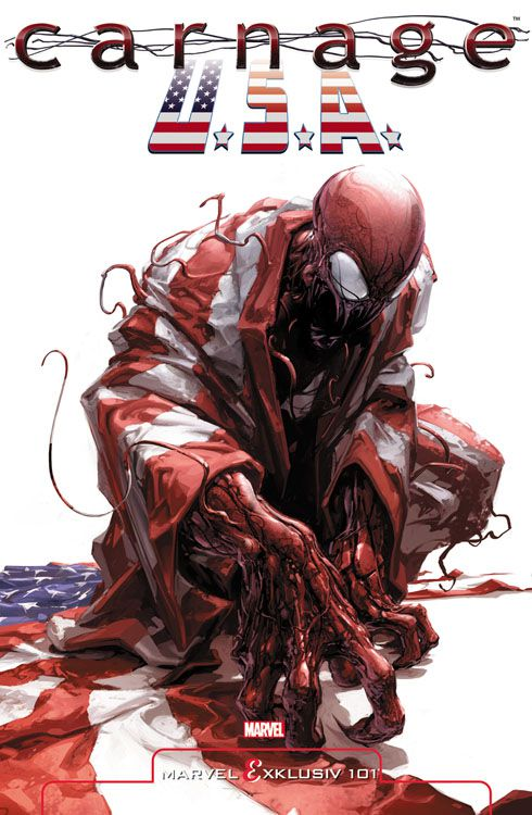 Marvel Exklusiv 101: Carnage USA
