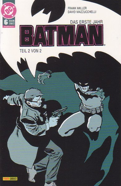 DC Detective Comics 6: Batman - Das erste Jahr 2