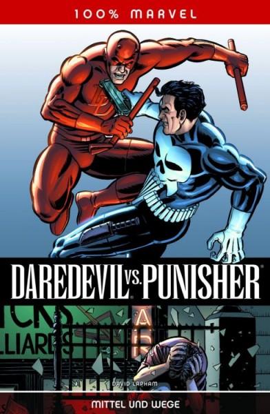 100% Marvel 28: Daredevil vs. Punisher