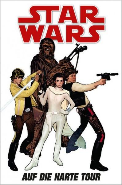 Star Wars Sonderband 86: Auf die harte Tour Cover