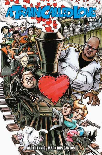 A Train Called Love: Liebe in Zeiten des Wahnsinns 1