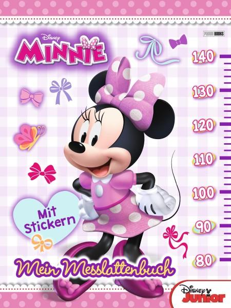 Disney: Minnie - Mein Messlattenbuch
