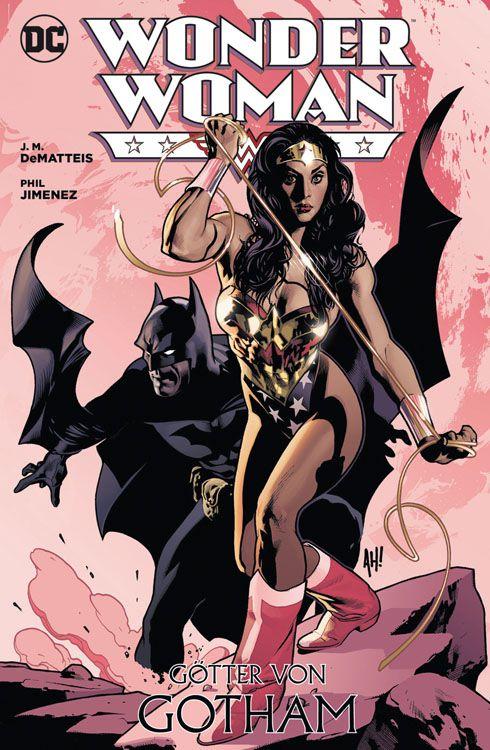 Wonder Woman: Die Götter von Gotham