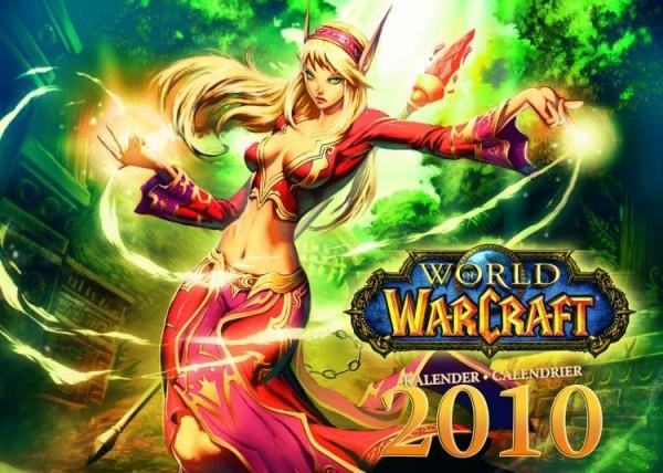 World of Warcraft - Artkalender (2010)