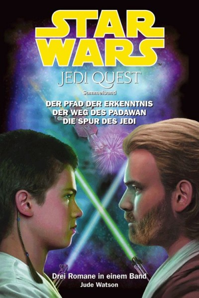 Star Wars - Jedi Quest Sammelband 1