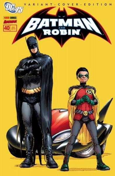 Batman 40 - Batman Reborn Variant