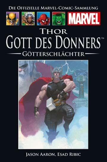 Hachette Marvel Collection 130 - Thor - Gott des Donners - Götterschlächter