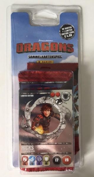 Dragons - Sammelkarten - Blister