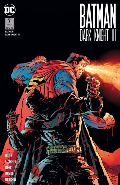 Batman: Dark Knight III 7